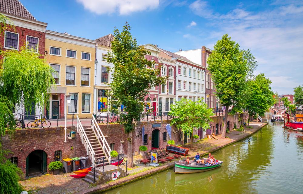 Utrechtse Botenclub Wil Elektrische Laadpalen Bootaanboot Nl