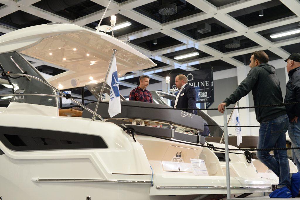 43.000 watersportfans en 700 exposanten doen goede zaken op boat