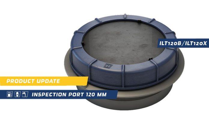 Vetus ILT120 tank