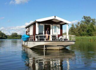 Blukhutboot - vaarvakantie - zomervakantie 2020