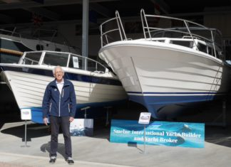 Wiebe Leistra - Smelne Yachtcenter